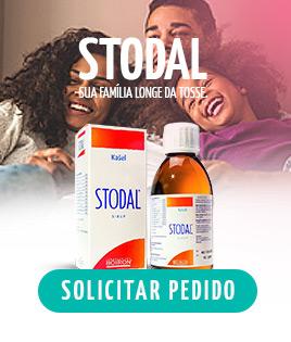 Stodal - A sua familia longe da tosse